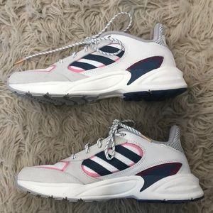 Adidas Cloud Foam Tennis Shoes, size 9